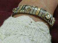 Bridal Bracelet Swarovski Diamond April Birthstone Wedding Jewelry Gift Handmade