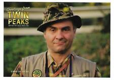 TWIN PEAKS GOLD BOX POSTCARD #55 WINDHAM EARLE (KENNETH WELSH)