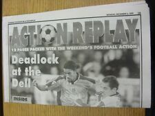 06/12/1999 Coventry Evening Telegraph: Action Replay - 12 Page Supplement, Packe