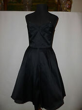 French Connection Little Black Dress - UK Size 10