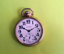 Super Fantastic 16s, 21 Jewel, Illinois 60 Hour Bunn Special Pocket  Watch