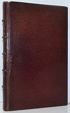 WILLIAM KING The Art Of Love In Imitation Of OVID FINE BINDING TAFFIN 1709?