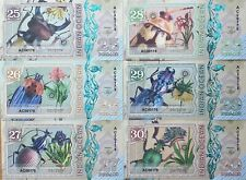 Indian Ocean Set 6 banknotes 25-30 dollars 2019 year UNC (private issue)