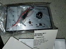 Vintage Motorola Transistor Tester  Model MT-1 NOS NIB w/ paperwork