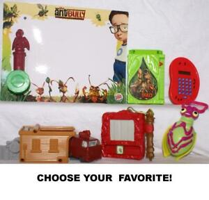Burger King 2006 The Ant Bully School Supplies/Toys-Choose Your Favorite!