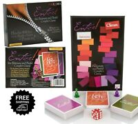 Entice Foreplay Intimacy Sex Card Board Game for Couples Passionate Playful