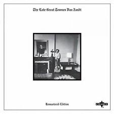 Townes Van Zandt - The Late Great Townes Van Zandt - Remastered (NEW CD)