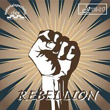 Der Materialspezialist Belag Rebellion (Langnoppe)
