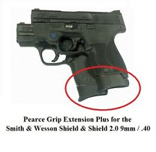 Pearce Grip PG-MPS+ PLUS Extension for Smith Wesson S&W Shield & 2.0 Pistol -NEW