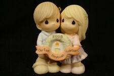 Precious Moments Ornament-1St Christmas Together-Le2008-With Box
