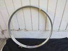SAAVEDRA TURBO RIMS 650 SEW UP 24 HOLE ROAD TIME TRIAL BICYCLE