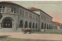 (T)  Stanford, CA - Stanford  University - Outer Quadrangle - Building Exterior