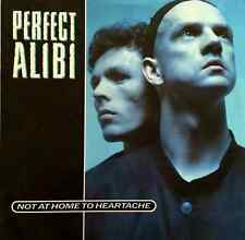 "PERFECT ALIBI - Not At Home To Heartache (12"") (EX/G+)"