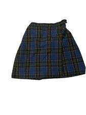 Dennis Uniform Mayfair Plaid Skort H14 1/2