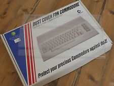 Abdeckung für Commodore C-64, neu. Dust cover for Commodore C-64, new