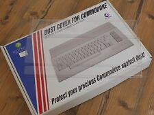 Commodore C64C Abdeckung , NEU.   Commodore C-64C Dust cover , NEW