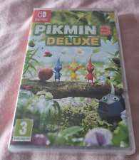 Pikmin 3 Deluxe (Nintendo Switch, 2020) (Brand New & Sealed)