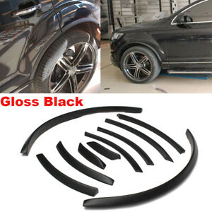 Fit for Audi Q7 RSQ7 S line 2006-2015 Wheel Arch Trim Lip Fender Flares Cover