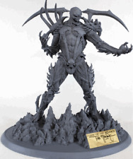 Curse Of The Spawn Statue McFarlane Toys Unpainted Artist's Proof Exclusive #50