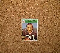 1966 Philadelphia Football #89 Jim Taylor (Green Bay Packers)