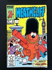 HEATHCLIFF #3 STAR/MARVEL COMICS 1985 FN-