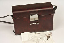Vintage 1970's Olympus Compartment Case S - Small Shoulder Case for Olympus OM