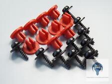 1x Motorschutz Unterboden Einbausatz Clips für Ford C-MAX, Focus, Mondeo