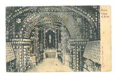 More details for b82485 malta chapel of bones superb stamps circulation valletta front back image