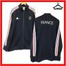 France Football Jacket Adidas XXL 2XL Training Track Soccer Presentation Top