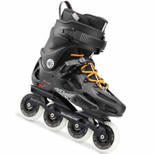 Rollers et patins noirs unisexes Rollerblade
