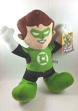"THE GREEN LANTERN 12"" PLUSH FIGURE! DC COMICS SUPER FRIENDS NEW WITH TAGS"