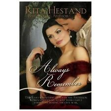 Always Remember by Rita Hestand (2013, Paperback)