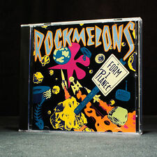 Rockmelons - Form One Planet - musik cd album