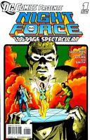 DC Comics Presents: Night Force Comic Book - DC