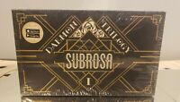 Daemon Trilogy Subrosa Card Game by IDW Games Brand New