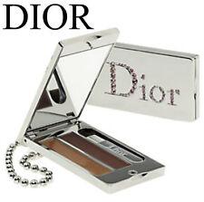 100% Auténtico DIOR Couture Swarovski Diamante Paleta de Maquillaje & Espejo Encanto Jewel