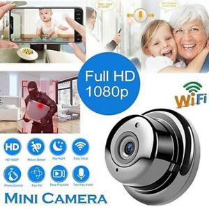 1080P mini camera WIFI camera wireless surveillance camera baby monitor V380R^YU