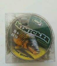 Leadcore Mimicker - By Katran 45lb Weed / Algae Affect 10m Spool