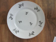 Rosenthal Selb Bavaria-Scattered Gray/Black Tulips-Salad Plate(s)-Up to 10 Avail