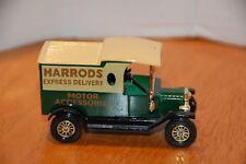 Y12 Matchbox Moy Ford Model T Harrods