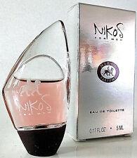 Nikos for Men Miniatur 5ml EDT Eau de Toilette