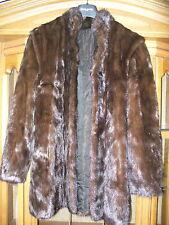 Manteau de Fourrure Gorille vison manteau de vison nerzjacke fur coat SAGA MINK норка шуба