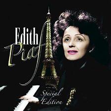 CD de musique en coffret pour chanson française Édith Piaf