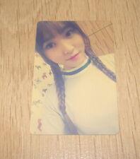 GFriend G-Friend 1st Album Lots Of Love LOL Yuju B Photo Card Official