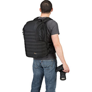 """Lowepro ProTactic 450 AW II camera backpack with all weather Cover 15.6"""" Laptop"""