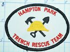 AUSTRALIA, HAMPTON PARK FIRE DEPT TRENCH RESCUE TEAM VICTORIA PATCH