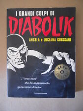 DIABOLIK - I Grandi Colpi - Giussani Oscar Mondadori 2001  [MZ4]