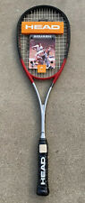NEW Head Ti 140G Squash Racquet Strung FREE Shipping