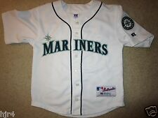 Ichiro Suzuki #51 Seattle Mariners MLB Russell Athletic Jersey Youth S small 8