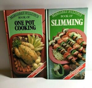 Margaret Fulton's Book Of One Pot Cooking & Book of Slimming